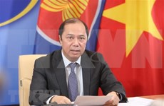 Promueve Vietnam esfuerzos conjuntos de ASEAN contra COVID-19