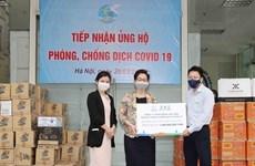 Apoya Nestlé Vietnam la lucha antiepidémica con más de 515 mil dólares