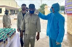 Piden controlar la expansión de COVID-19 entre trabajadores vietnamitas