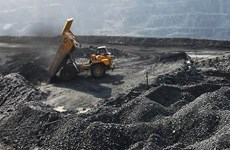 Minería de carbón, motor principal del crecimiento económico de provincia de Quang Ninh