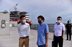 Singapur prepara casas flotantes para trabajadores migrantes ante brote de COVID-19