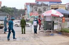 Hanoi se centra en investigar nuevo brote de COVID-19