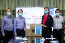 PNUD apoya a Vietnam en lucha antiepidémica