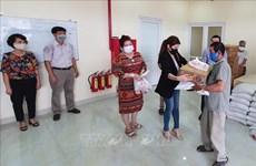 Ofrecen ayuda de emergencia a cientos de camboyanos de origen vietnamita ante el COVID-19