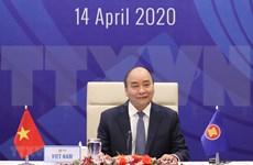 Premier vietnamita reitera importancia de solidaridad en la ASEAN para enfrentar el COVID-19