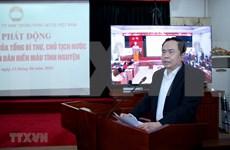 Vietnam por promover movimiento de donación de sangre