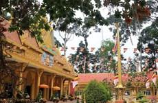 Comunidad khmer en Vietnam celebra fiesta de Año Nuevo centrada en garantizar la seguridad