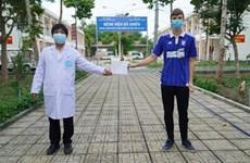 Vietnam reporta otros dos pacientes recuperados del COVID-19