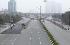 Premier vietnamita prolonga medidas de distanciamiento social en 12 localidades