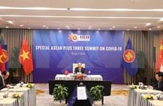 Premier vietnamita califica la coordinación estrecha de ASEAN como factor decisivo contra el COVID-19