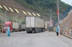 Aclaran información sobre suspensión de recepción de bienes en puerta fronteriza vietnamita