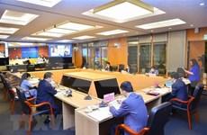 Emprenden reunión 27 de la Comisión de Asuntos Legales del Parlamento vietnamita