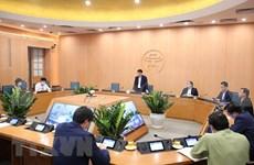Hanoi prolonga el distanciamiento social al menos hasta el 22 de abril