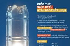 Promueven en Vietnam iniciativas para reducir residuos plásticos