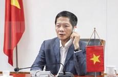 Funcionarios de Vietnam y Japón estudian medidas de respaldo a empresas