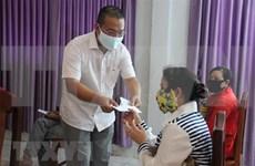 Vietnam entrega nueva donación para ayudar a Camboya contra el COVID-19