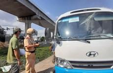 Mantiene ciudad vietnamita de Da Nang restricciones en el transporte ante COVID-19