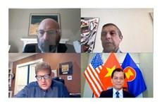 Empresas estadounidenses dispuestas a cooperar con ASEAN en combate contra el COVID-19 y la recuperación económica