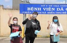 Más pacientes declarados libres de coronavirus en Vietnam