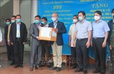 Provincia fronteriza de Vietnam prioriza coordinación con Laos en combate contra COVID-19