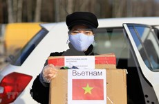 Llaman a vietnamitas en Rusia a incorporarse al combate contra COVID-19