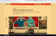 Explica periódico alemán el éxito de control de COVID-19 en Vietnam