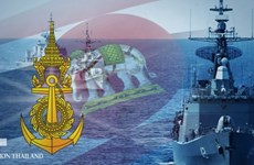 Armada de Tailandia reduce presupuesto 2020 para respaldar el combate contra  COVID-19