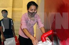 Instalan primer cajero automático de arroz en provincia vietnamita de Ha Nam