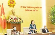 Sesionará la próxima semana Comité Permanente del Parlamento de Vietnam