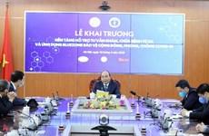 Lanza Vietnam plataforma de control remoto de salud y la aplicación de prevención contra COVID-19