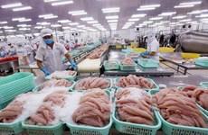 Ventas de productos acuáticos de Vietnam a China muestran signos de repunte