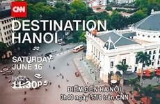 Hanoi suspende programa de promoción turística de cuatro millones de dólares en CNN