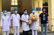 Otros cinco pacientes recuperados de COVID-19 en tres centros clínicos vietnamitas