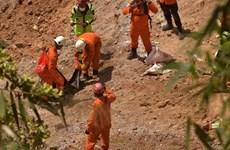 Deslizamiento de tierra causa nueve muertos en Indonesia