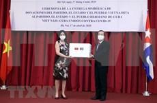 Vietnam y Cuba, codo a codo en enfrentamiento a COVID-19