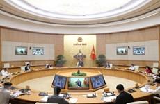 Premier de Vietnam aboga por mayores esfuerzos para recuperación de economía capitalina