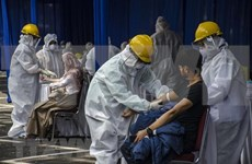 Solo 20 por ciento de casos de COVID-19 en Vietnam son activos
