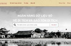 Elaboran en Vietnam banco de datos digitales sobre reliquias y conservación