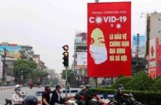 Partidos políticos del mundo destacan esfuerzos de Vietnam contra COVID- 19