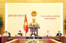 Parlamento vietnamita discute escala de inversión en proyectos de asociación público-privada