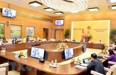 Estudia Parlamento de Vietnam ajustes de programa de leyes 2020