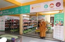 """Crean supermercado """"cero dong"""" en Vietnam para apoyar a los pobres y afectados por el COVID-19"""