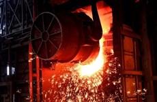 Empresa vietnamita de Hoa Phat aumenta exportaciones de acero