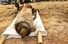 Desactivan una bomba de 100 kilógramos en provincia vietnamita
