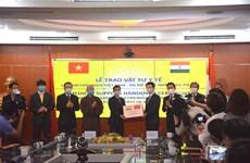 Vietnam apoya la India en combate al COVID-19