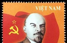 Presentan en Vietnam colección de estampillas dedicadas a Lenin