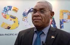 Premier vietnamita felicita a su homólogo de Vanuatu
