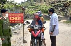 COVID-19: Vietnam pone en cuarentena a un pueblo de más de siete mil pobladores