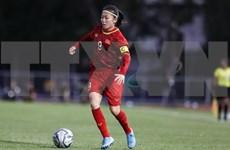 Participa delantera vietnamita en campaña de AFC contra el COVID-19