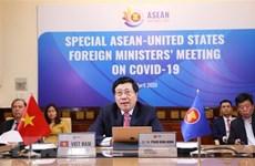 ASEAN 2020: Vietnam promete asociarse con otros en lucha antiepidémica
